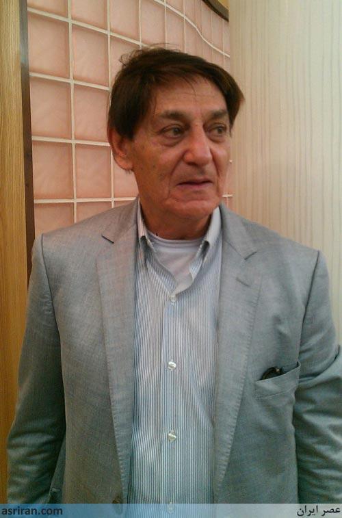 جدیدترین عکس پدر محمدرضا گلزار